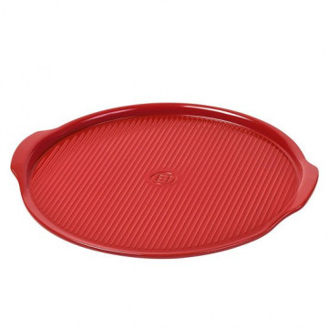 Piedra de cerámica para hornear Pan y Pizza 30 cm Emile Henry