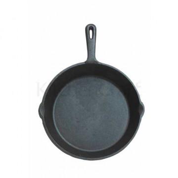 Sartén de hierro fundido redondo 24 cm Kitchen Craft