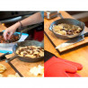 Sartén de hierro fundido con base 20 cm Kitchen Craft [CLONE] [CLONE]