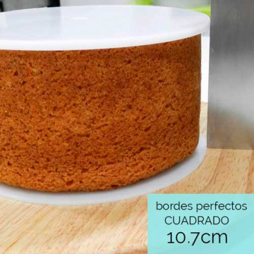 Discos Bordes Perfectos Cuadrado: 10.7 cm
