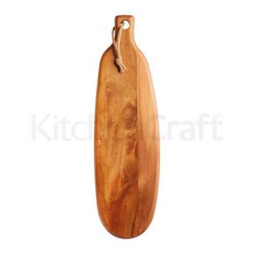 Tabla de corte de madera Acacia Kitchen Craft