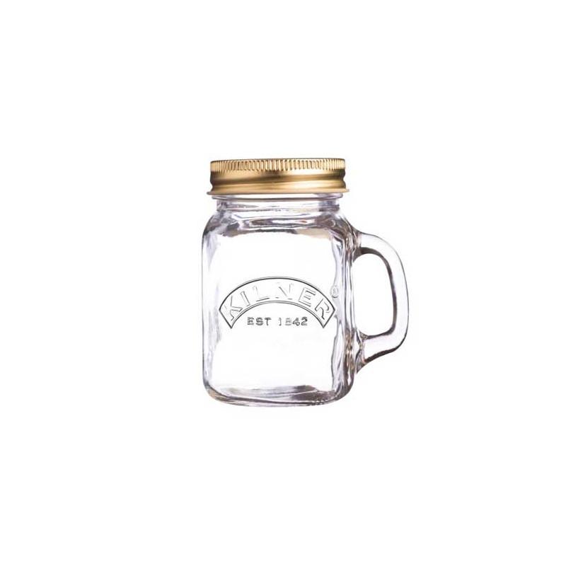 Jarra de cristal con asa transparente Kilner [CLONE] [CLONE] [CLONE] [CLONE]