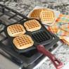 Molde Sartén Pancakes Copo de Nieve Nordic Ware [CLONE] [CLONE]