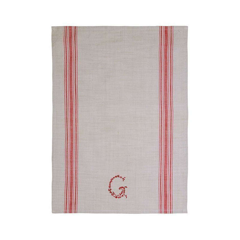 Paño de cocina grande de tela Cherry Pale Pink Green Gate [CLONE] [CLONE] [CLONE] [CLONE] [CLONE]