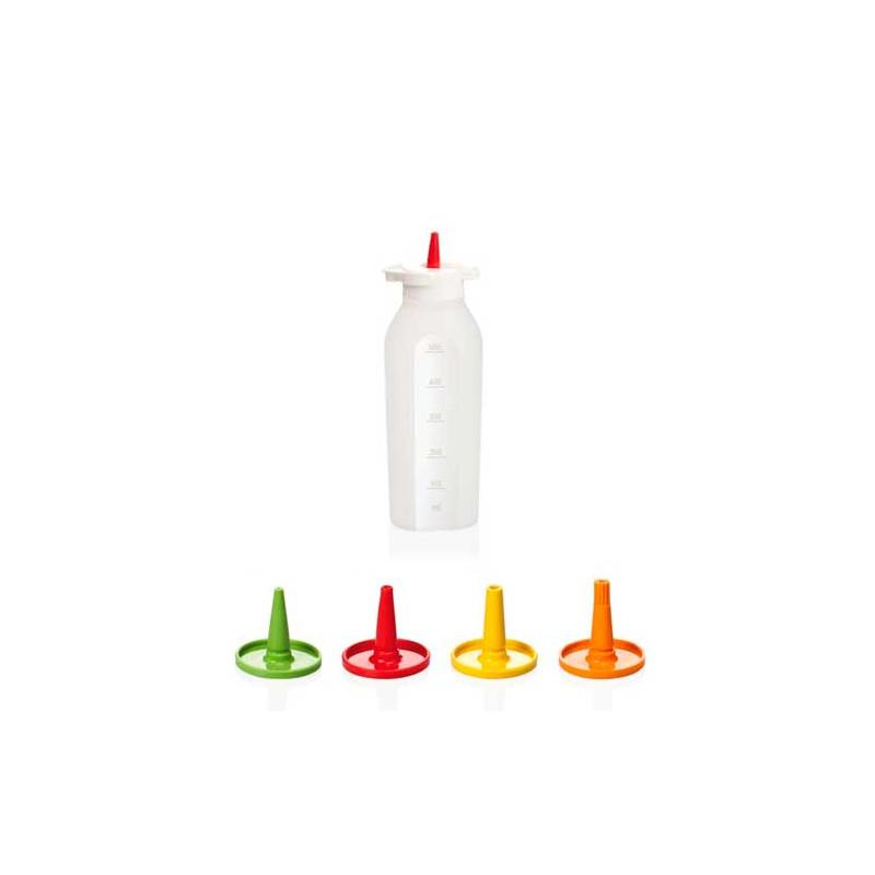 Biberón 4 boquillas 250 ml Tescoma [CLONE]