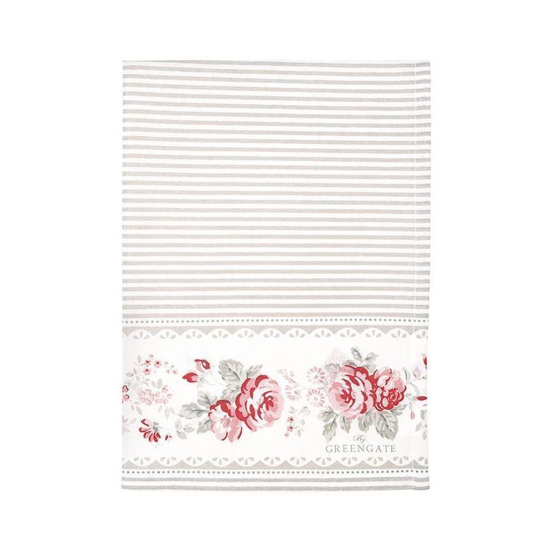 Paño de cocina grande de tela Cherry Pale Pink Green Gate [CLONE] [CLONE] [CLONE] [CLONE] [CLONE] [CLONE] [CLONE] [CLONE]