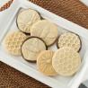 Sello/Estampación de galletas Geo Patterns Cookie Nordic Ware [CLONE]