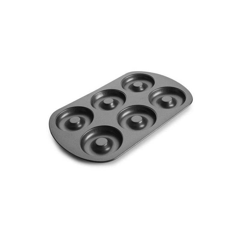 Molde para donuts 6 cavidades Wilton [CLONE]