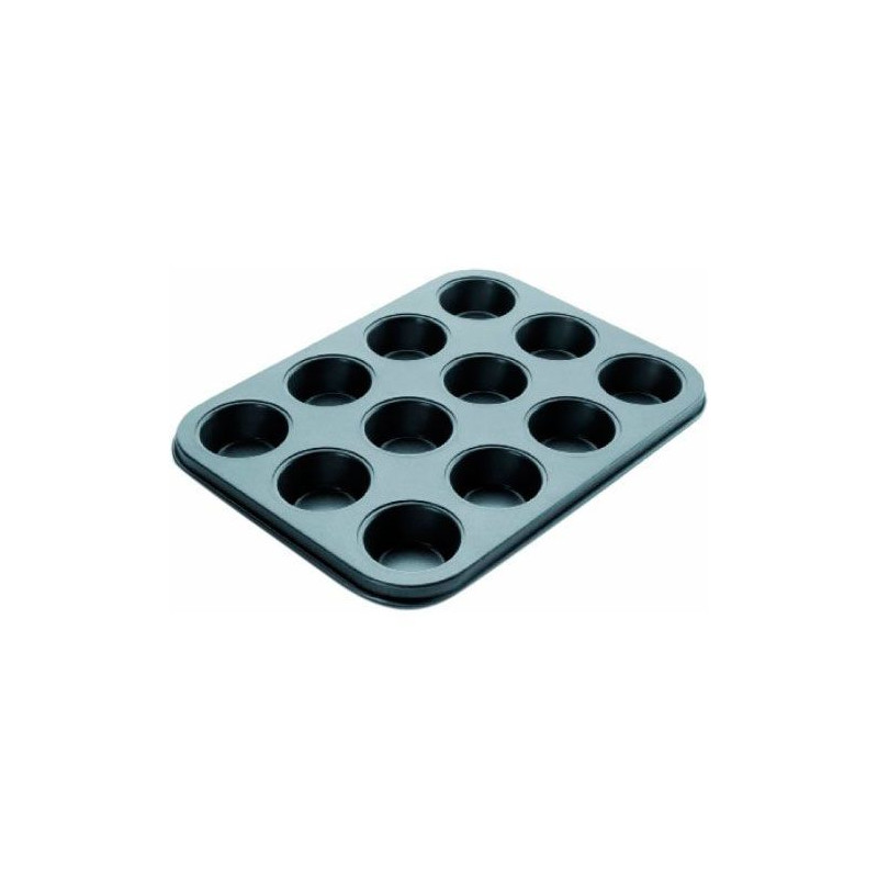 Molde mini cupcakes 12 cavidades Ibili