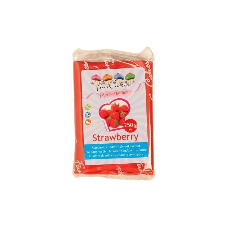 Fondant sabor caramelo 250gr Funcakes [CLONE] [CLONE] [CLONE]