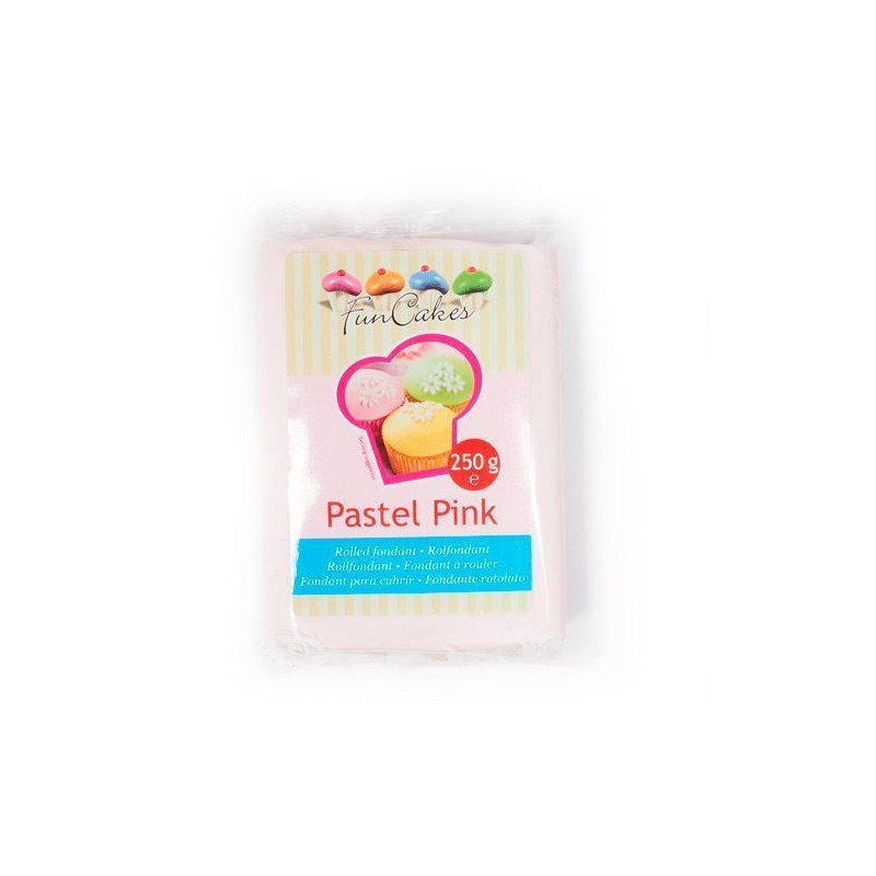 Fondant blanco Funcakes 250 gramos [CLONE] [CLONE] [CLONE]