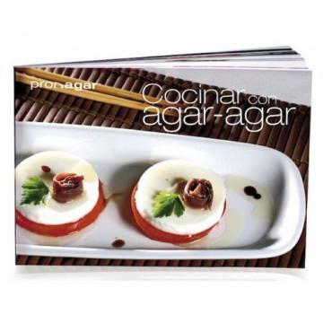 Libro Cocinar con agar-agar