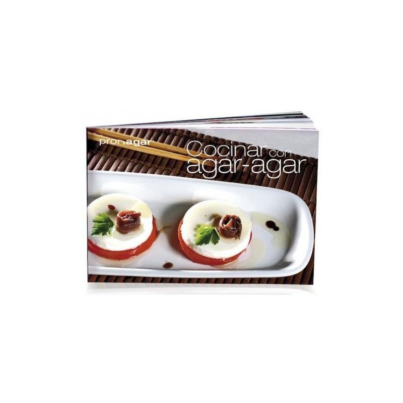 libro cocinar con agar agar