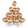 Stand de presentación para 23 cupcakes Wilton
