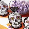 Pack de 15 bolsas para dulces Calavera mexicana Halloween Wilton