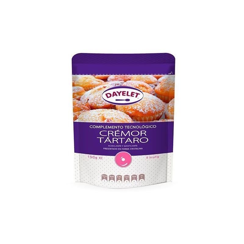 Cremor tartaro 150 gr Dayelet