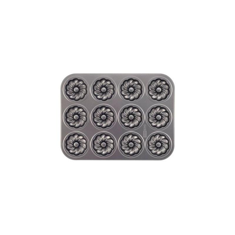Molde 12 cavidades Flor CakeBoss [CLONE] [CLONE] [CLONE]