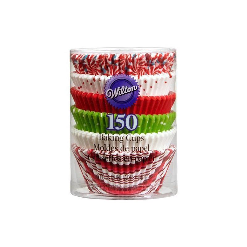 Pack 150 cápsulas de cupcakes tonos otoñales Wilton [CLONE] [CLONE] [CLONE] [CLONE] [CLONE] [CLONE]