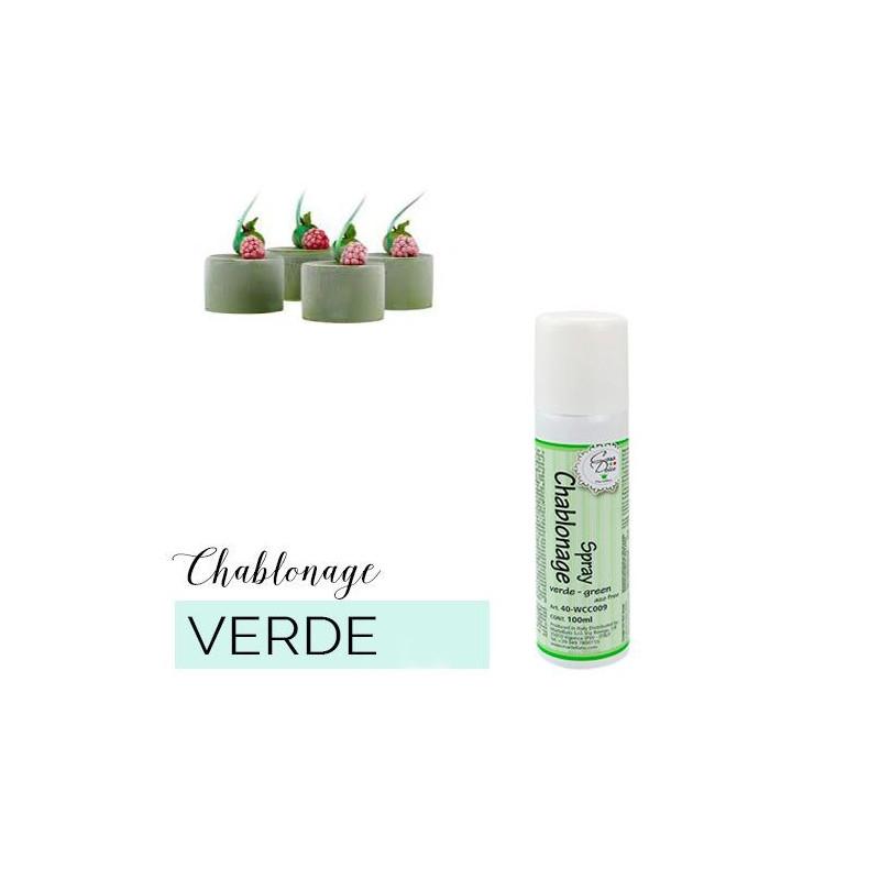 Spray efecto terciopelo Chablonage Chocolate Blanco Martellato [CLONE] [CLONE]