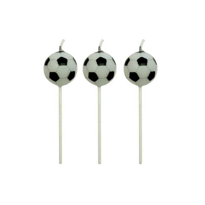 Velas balones de futbol [CLONE]