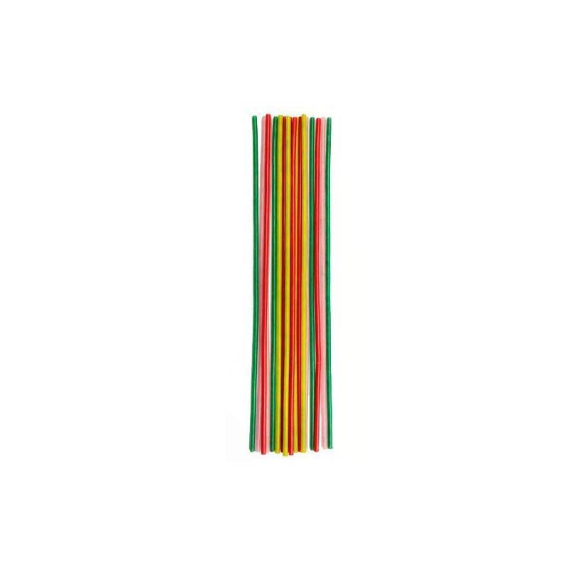 Velas de colores reutilizables PME