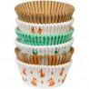 Pack 150 cápsulas de cupcakes tonos otoñales Wilton [CLONE] [CLONE] [CLONE]