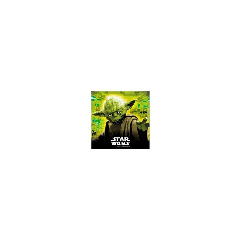 Servilletas de papel Darth Vader Star Wars [CLONE]