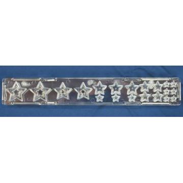 Cortante Clikstix Estrellas