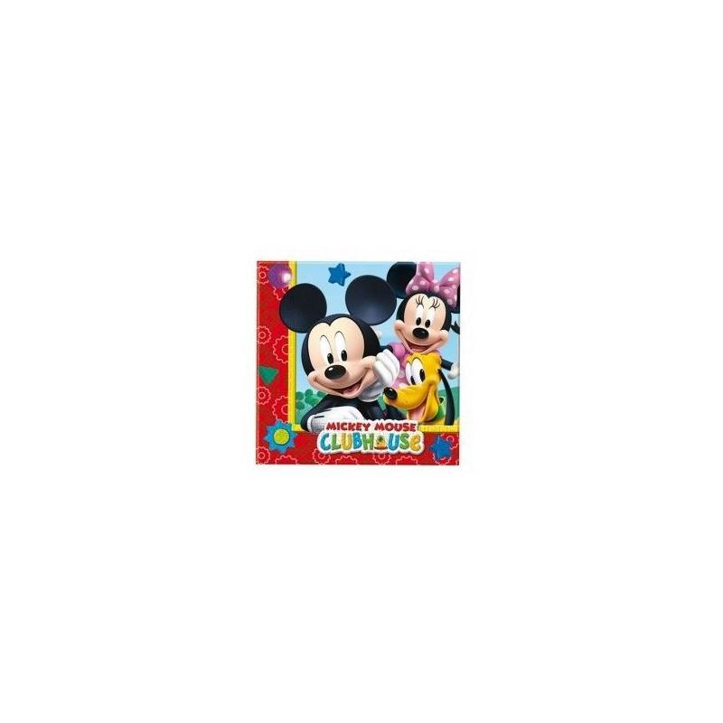 Servilleta de papel Mickey Cupcake [CLONE]