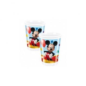 Vasos fiesta Mickey Mouse