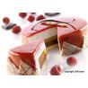 Molde de silicona redondo 13.5 cm Silikomart Professional