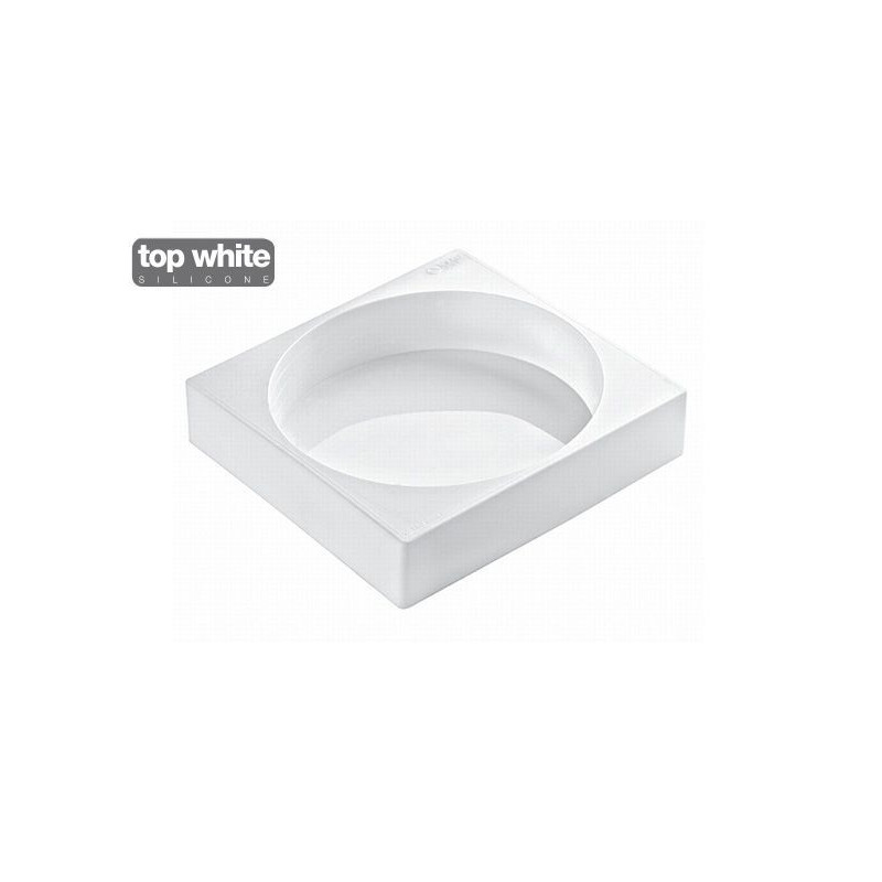 Molde de silicona redondo 13.5 cm Silikomart Professional [CLONE] [CLONE]
