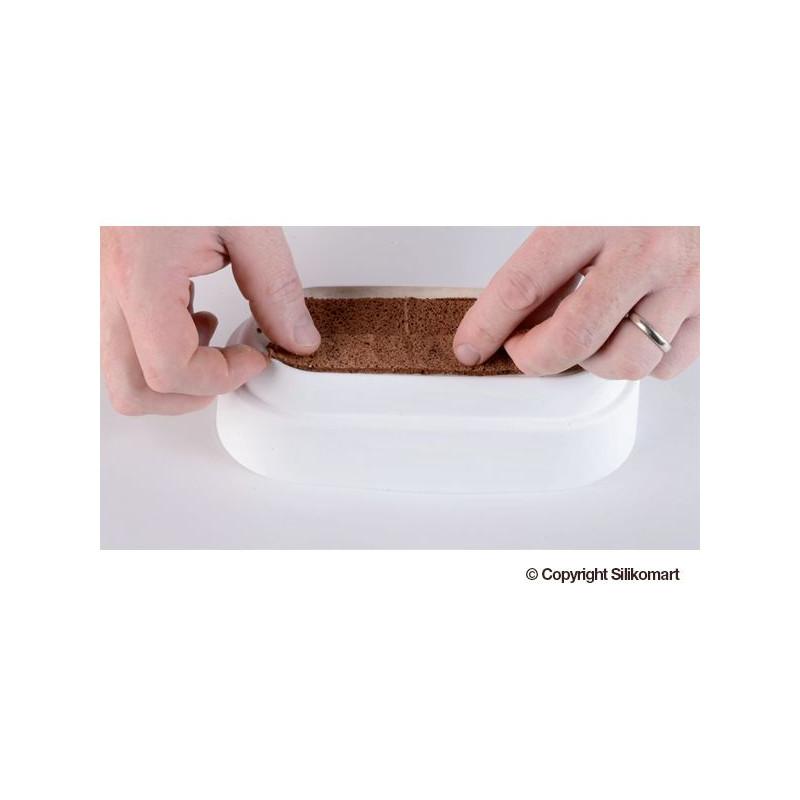 Molde silicona Jr Pillow Silikomart Professional