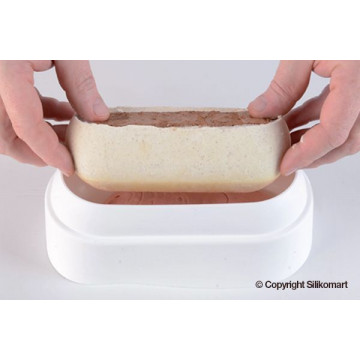 Molde silicona Jr Pillow Silikomart Professional [CLONE]