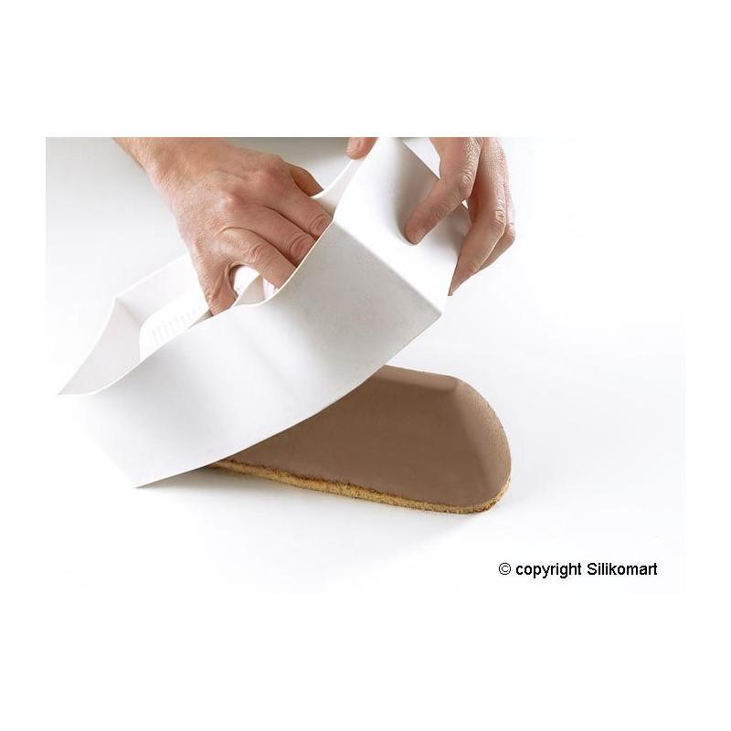 Molde silicona Jr Pillow Silikomart Professional [CLONE] [CLONE] [CLONE]
