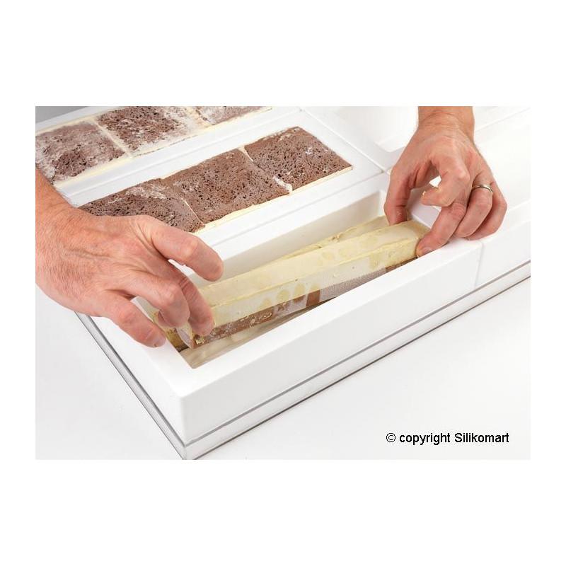 Molde silicona Jr Pillow Silikomart Professional [CLONE] [CLONE] [CLONE] [CLONE] [CLONE]