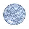 Plato de cerámica gris Shiki [CLONE]