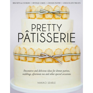 Libro Pretty Pâtisserie de Makiko Searle