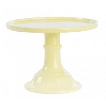 Cake Stand Cerámica 15.5 cm Turquesa [CLONE] [CLONE] [CLONE]