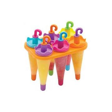 Molde para helados Umbrella Kitchen Craft