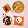 Platos de fiesta cuadrados Halloween Meri Meri [CLONE]
