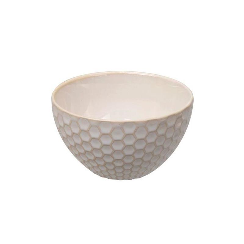 Bol de cerámica Rombo Crudo Textured [CLONE]