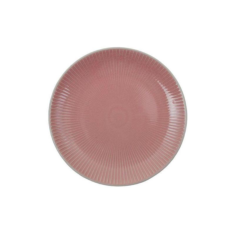 Plato de cerámica Olas Blanco y Azul Nippon Blue [CLONE] [CLONE] [CLONE] [CLONE] [CLONE]
