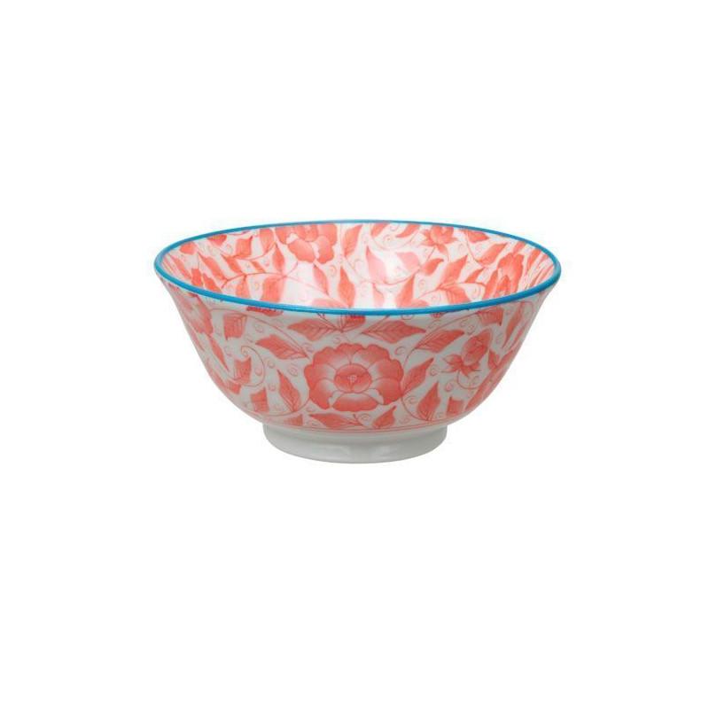 Bol de cerámica verde menta y gris Kasuri [CLONE] [CLONE] [CLONE]
