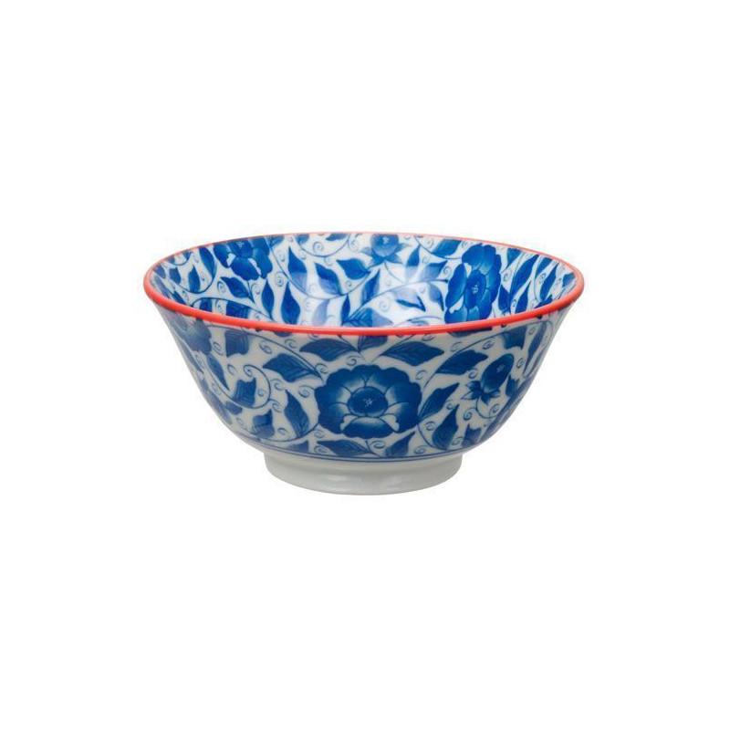Bol de cerámica verde menta y gris Kasuri [CLONE] [CLONE] [CLONE] [CLONE]