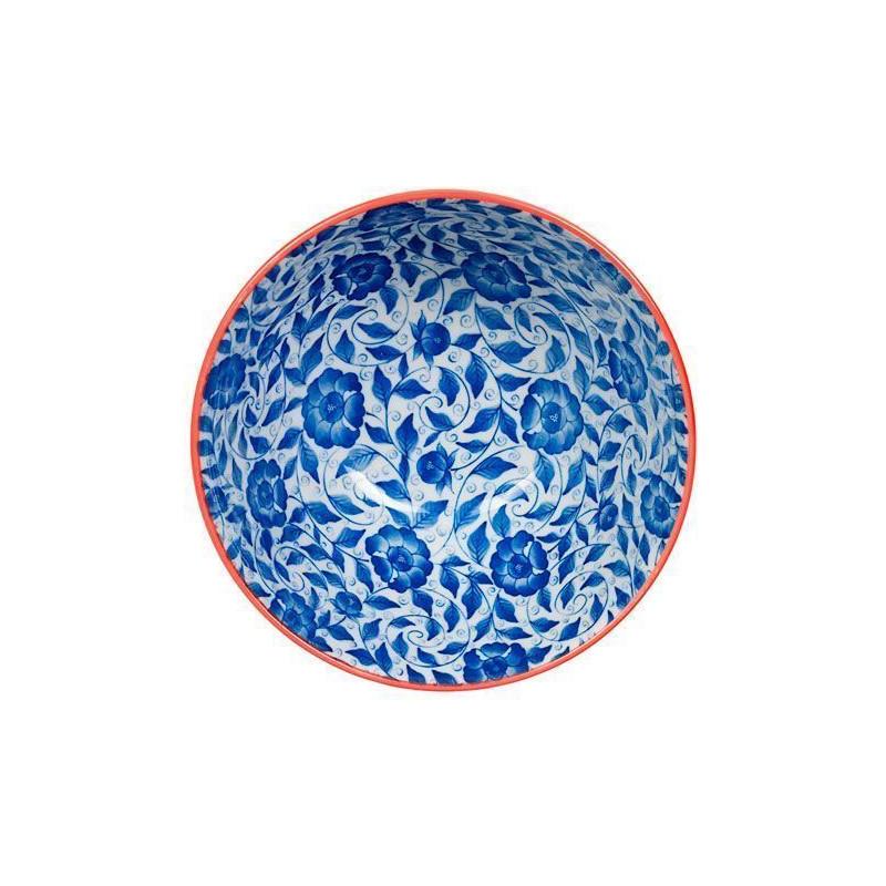 Plato de cerámica Olas Blanco y Azul Nippon Blue [CLONE] [CLONE] [CLONE] [CLONE] [CLONE] [CLONE] [CLONE] [CLONE] [CLONE]