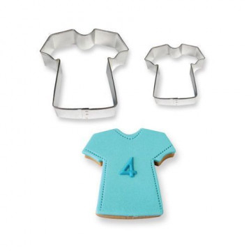 Pack de 2 cortantes Camiseta PME