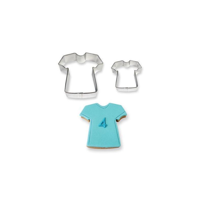 Pack de 2 cortantes Camiseta PME