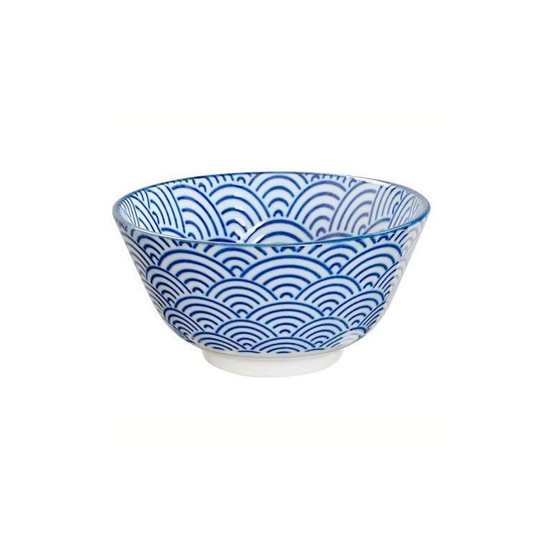 Bol de cerámica mini coral y amarillo Star Wave [CLONE] [CLONE] [CLONE] [CLONE]