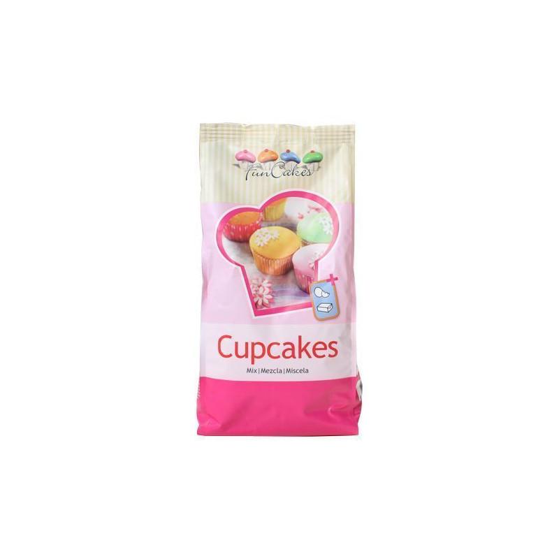 Mix para Cupcakes Funcakes 1kg